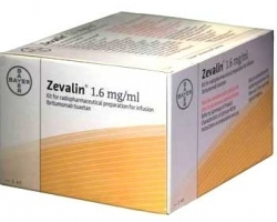 Зевалин (Zevalin, Ibritumomab tiuxetan)