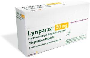 Линпарза (Lynparza, Olaparib)