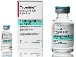 Тецентрик , Атезолизумаб (Tecentriq, Atezolizumab)