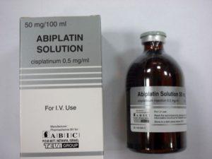 Абиплатин (Abiplatin)