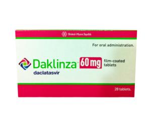 Daklinza, Daclatasvir (Даклинза)